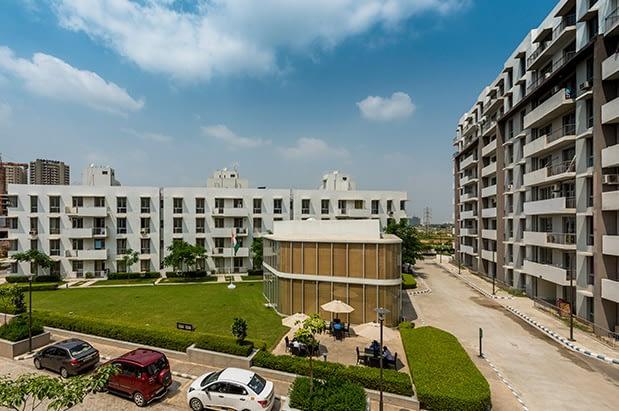 Vatika City Homes Ready to move Project in New Gurgaon