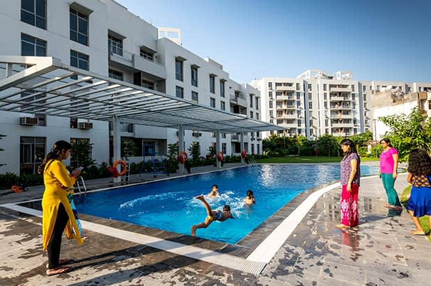 Top Apartments for rent under 20 K in Gurgaon.